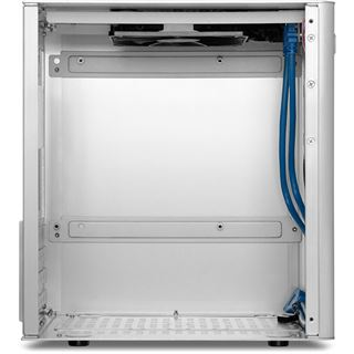 Sharkoon CA-M ITX Tower ohne Netzteil silber
