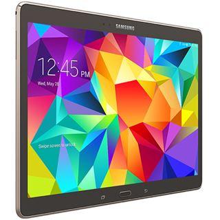 "10.5"" (26,67cm) Samsung Galaxy Tab S 10.5 T805N LTE/WiFi/UMTS/Bluetooth V4.0/GPS/HSPA+ 16GB bronze"