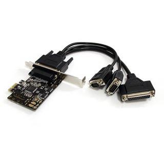 Startech PEX2S1P553B 1 Port PCIe x1 retail