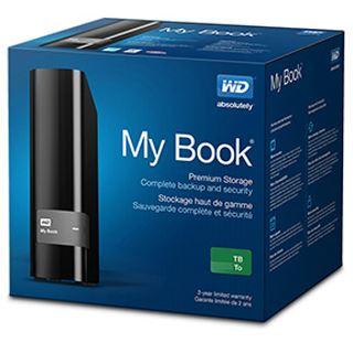 "6000GB WD My Book WDBFJK0060HBK-EESN 3.5"" (8.9cm) USB 3.0 schwarz"