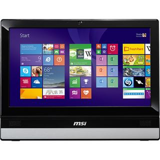 """21,5"""" (54,61cm) MSI Adora20 2M-S34104G50S81MANX All-in-One PC"""