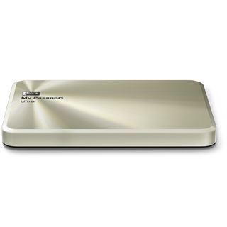 "1000GB WD My Passport Ultra Metal WDBTYH0010BCG-EESN 2.5"" (6.4cm) USB 3.0 gold"