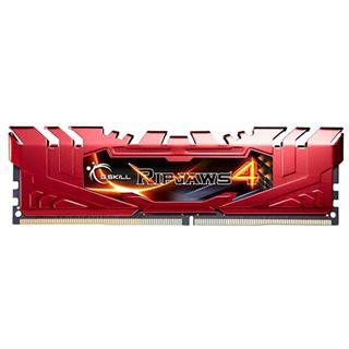 16GB G.Skill RipJaws 4 rot DDR4-2400 DIMM CL15 Quad Kit
