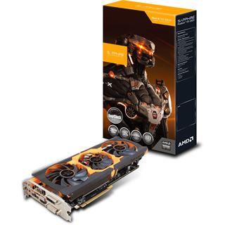 3GB Sapphire Radeon R9 280X Tri-X OC Aktiv PCIe 3.0 x16 (Lite Retail)