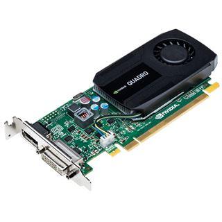 1GB PNY Quadro K420 Aktiv PCIe 2.0 x16 (Retail)