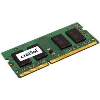 2GB Crucial CT25664BF160BJ DDR3L-1600 SO-DIMM CL11 Single