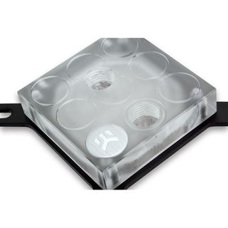 EK Water Blocks Supremacy EVO CSQ Acrylglas / Nickel CPU Kühler