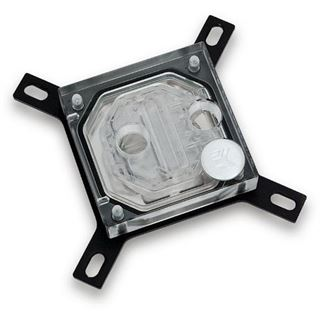 EK Water Blocks Supremacy EVO Acrylglas / Nickel CPU Kühler