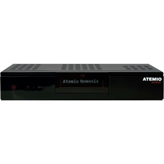 Atevio Atemio Nemesis Triple Linux Receiver mit 2 x DVB-C/T2-Tuner