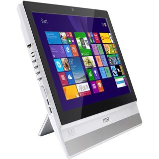 """19,5"""" (49,50cm) MSI Adora20 3M-WE2384G50SXANX FreeDOS All-in-One PC"""