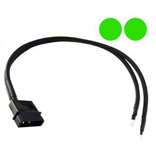XSPC Twin-Wired grün LED für Wasserkühlung (5060175582140)