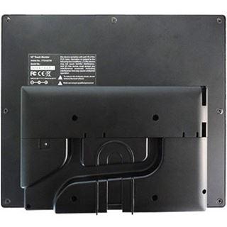 """10"""" (25,40cm) Faytech V2 FT0100TMB Touch schwarz 1024x768 HDMI/S-Video/VGA"""