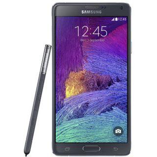 Samsung Galaxy Note 4 N910F 32 GB schwarz