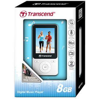 Transcend MP710 8GB FITNESS MODE weiß