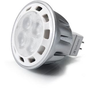 Verbatim LED MR16 6,5W 3000K Klar GU5.3 A