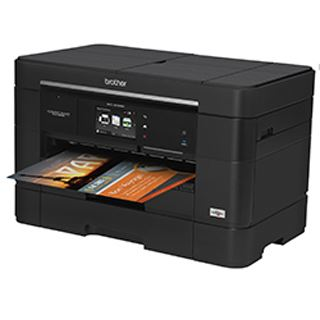 Brother MFC-J5720DWG1 Tinte Drucken/Scannen/Kopieren/Faxen Cardreader/LAN/USB 2.0/WLAN