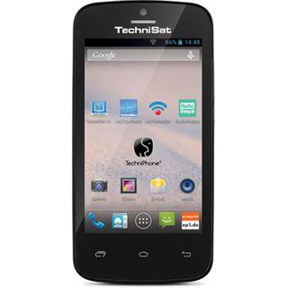 TechniSat TechniPhone 4 4 GB schwarz