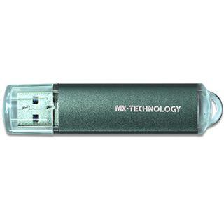 64 GB Mach Xtreme Technology MX-ES Ultra silber USB 3.0