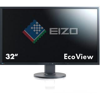 "31,5"" (80,01cm) Eizo FlexScan EV3237 schwarz 3840x2160 2xDisplayPort 1.2 / DVI-D / HDMI"