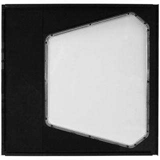 Nanoxia schwarzes Seitenteil mit Fenster für Deep Silence 5 (DS5WIB)