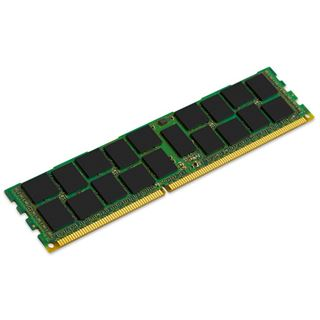8GB Kingston ValueRAM Dell DDR3-1600 regECC DIMM CL11 Single