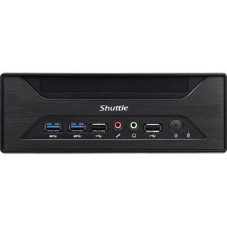 Shuttle XH81 S1150 H81 inkl. 90W NT schwarz