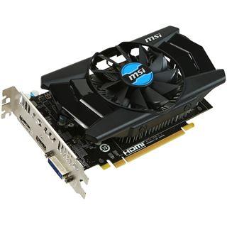 2GB MSI Radeon R7 250X Aktiv PCIe 3.0 x16 (Retail)