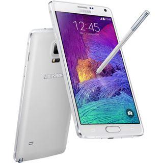 Samsung Galaxy Note 4 N910F 32 GB weiß