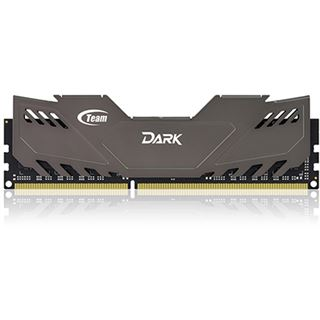 8GB TeamGroup Dark Series grau DDR3-2400 DIMM CL11 Dual Kit