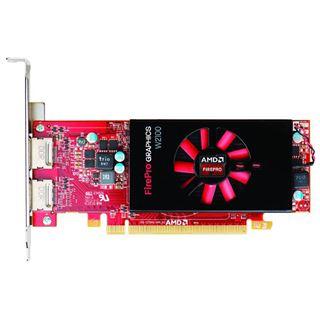2GB Sapphire FirePro W2100 Professional Aktiv PCIe 3.0 x16 (Retail)