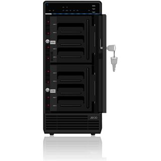 "ICY BOX IB-RD3680SU3 3.5"" (8,89cm) eSATA/USB 3.0 schwarz"