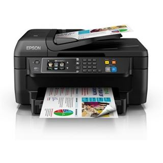 Epson WorkForce WF-2660DWF Tinte Drucken/Scannen/Kopieren/Faxen LAN/USB 2.0/WLAN