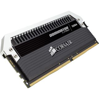 16GB Corsair Dominator Platinum DDR4-2666 DIMM CL16 Quad Kit