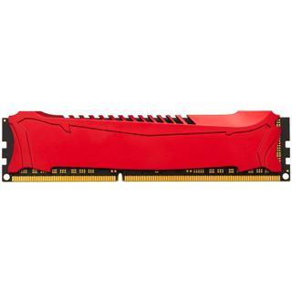 4GB HyperX Savage rot DDR3-1600 DIMM CL9 Single