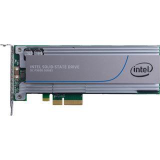 400GB Intel SSD DC P3600 Series Add-In PCIe 3.0 x4 32Gb/s MLC HET (SSDPEDME400G401)