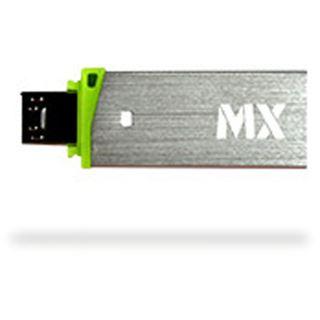 16 GB Mach Xtreme Technology MX-OTGuard silber USB 3.0