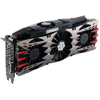 4GB Inno3D GeForce GTX 980 iChill X4 Air Boss Aktiv PCIe 3.0 x16 (Retail)