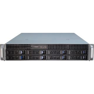 Inter-Tech Case IPC 2HU-2408 Storage Case