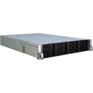 Inter-Tech Case IPC 2HU-2412 Storage Case
