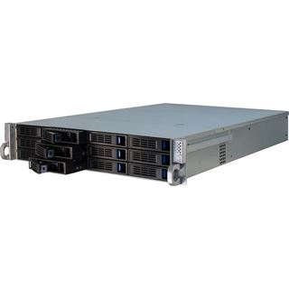 Inter-Tech Case IPC 2HU-2412 Storage Case