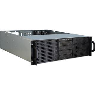 Inter-Tech IPC 3U-30248 Server Rack ohne Netzteil schwarz
