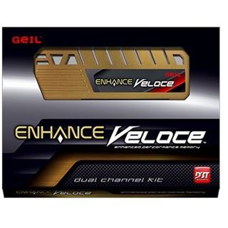 8GB GeIL Enhance Veloce DDR3-1600 DIMM CL9 Dual Kit