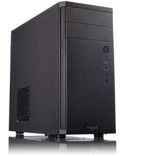 Fractal Design Core 1100 Mini Tower ohne Netzteil schwarz