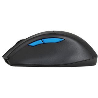 Gigabyte Aire M93 Ice USB schwarz/blau (kabellos)