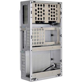Lian Li PC-Q19A Mini-ITX ohne Netzteil silber