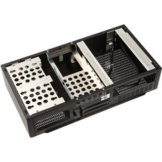 Lian Li PC-Q19B Mini-ITX ohne Netzteil schwarz