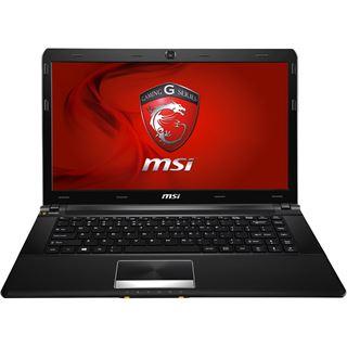 """Notebook 14.0"""" (35,56cm) MSI GE40-2PCi78H11W7"""