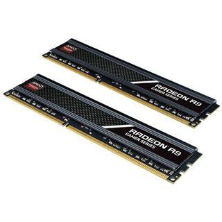 16GB AMD Radeon R9 Gamer Series DDR3-2400 DIMM CL11 Dual Kit