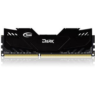 8GB TeamGroup Dark Series schwarz DDR3-1600 DIMM CL9 Dual Kit
