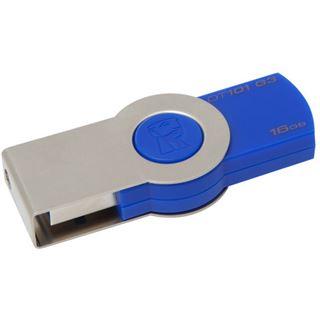 16 GB Kingston DataTraveler 101 G3 blau USB 3.0